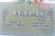 Amos R. Adams
