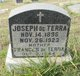 Profile photo:  Joseph De Terra