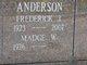 Profile photo:  Frederick J Anderson