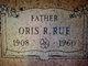 Oris R. Rue