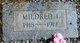 Mildred I. Bryant