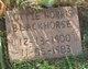 Lottie <I>Norris</I> Blackhorse