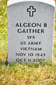 Profile photo:  Algeon Bernard Gaither
