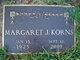 Profile photo:  Margaret Jeanie <I>Morgenthaler</I> Korns
