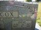 Irene <I>Smothers</I> Cox