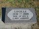 Lucille <I>Lambert</I> Schiller