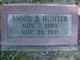 Annie B Hunter