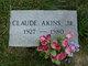 Claud Ernest Akins, Jr