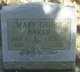 Mary Margaret <I>Grubb</I> Baker