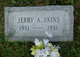 Jerry A. Akins
