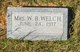 Profile photo:  Jewell Estelle <I>Worrell</I> Welch/Allen
