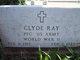 Clyde Ray Jantz
