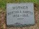 Martha Mary Alice <I>Weiss</I> Harter