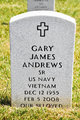 Profile photo:  Gary James Andrews