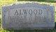Profile photo:  Frederick Henry Alwood
