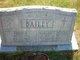 Profile photo:  Margaret <I>Leizure</I> Bailey