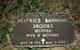 Profile photo:  Beatrice <I>Banning</I> Brooks