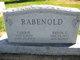 Carrie <I>Dye</I> Rabenold