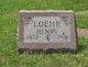 Henry Loehr