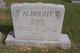 Profile photo:  Elizabeth <I>Ward</I> Albright