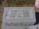 James Cecil Hanks