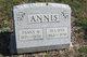 Profile photo:  Fanny Myrtle <I>Tharp</I> Annis