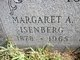 Profile photo:  Margaret Ann <I>Chesterman</I> Isenberg