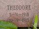 Theodore Snyder