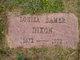 Louisa Bell <I>Hamer</I> Dixon
