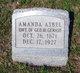 Amanda <I>Asbel</I> Gerkin