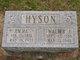 Walter J Hyson