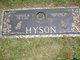 Charles M Hyson
