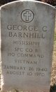 Profile photo:  George C. Barnhill