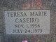 Profile photo:  Theresa Marie Caseiro