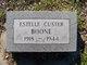 Profile photo:  Estelle <I>Custer</I> Boone