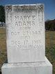 Profile photo:  Mary Elizabeth <I>Lafferty</I> Adams