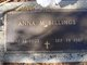 Anna Margaret <I>Graves</I> Billings