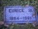 Profile photo:  Eunice Mehitable <I>Tracy</I> Burke