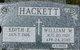 PFC William Hackett