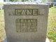 """Lucia M. """"Dovie"""" <I>Roland</I> Lane"""