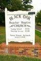 Black Oak Regular Baptist Church Cemetery