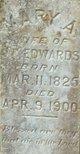 Profile photo:  Mary Ann <I>Watson</I> Edwards