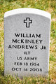Profile photo:  William McKinley Andrews, Jr