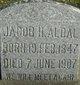 Profile photo:  Jacob H Aldal