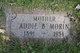 Addie B <I>Collins</I> Morin