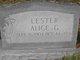 Alice G. <I>Robinette</I> Lester