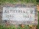 Katherine Margaret <I>Gilligan</I> Berger