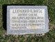 Profile photo:  Leonard E. Rose