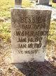 Bessie Lucy Blalock