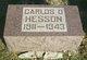 Profile photo:  Carlos O. Hesson